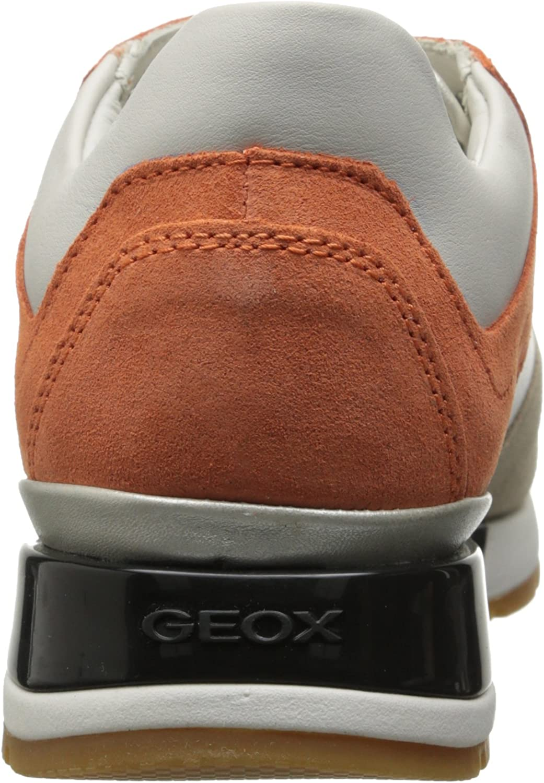 hoy nadie Deshacer  Amazon.com | Geox Women's D Shahira 6 Fashion Sneaker | Fashion Sneakers