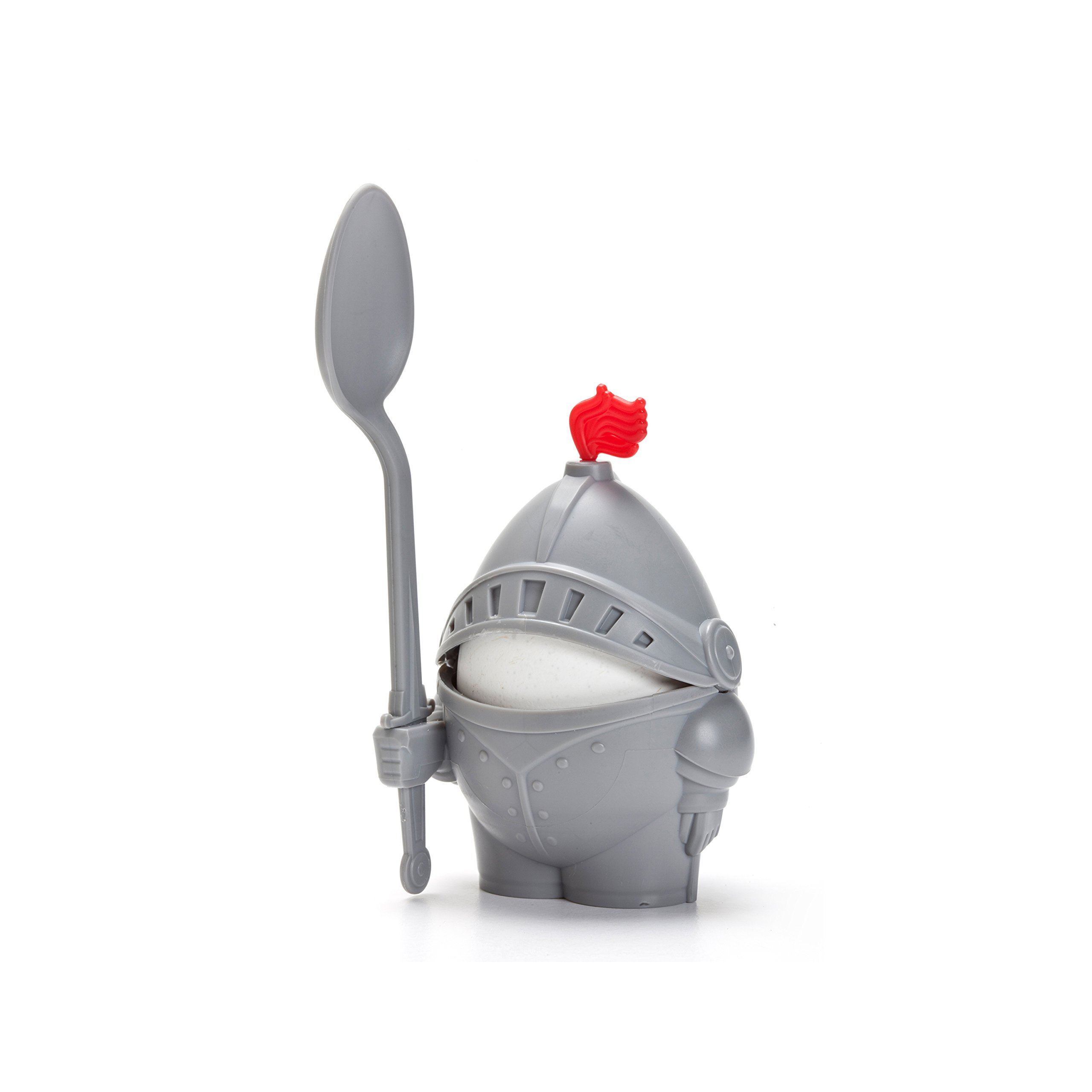 Arthur by PELEG DESIGN - Knight Egg Cup Holder With Spoon