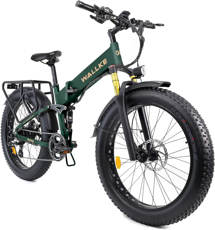 Wallke X3 Pro Fat Tire Ebike; Best Fat Bikes Under 2000