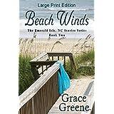 Beach Winds (Large Print) (Grace Greene's Large Print Books)