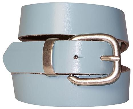 3e430bb01ade5 FRONHOFER schlichter Gürtel für Damen echtes Leder