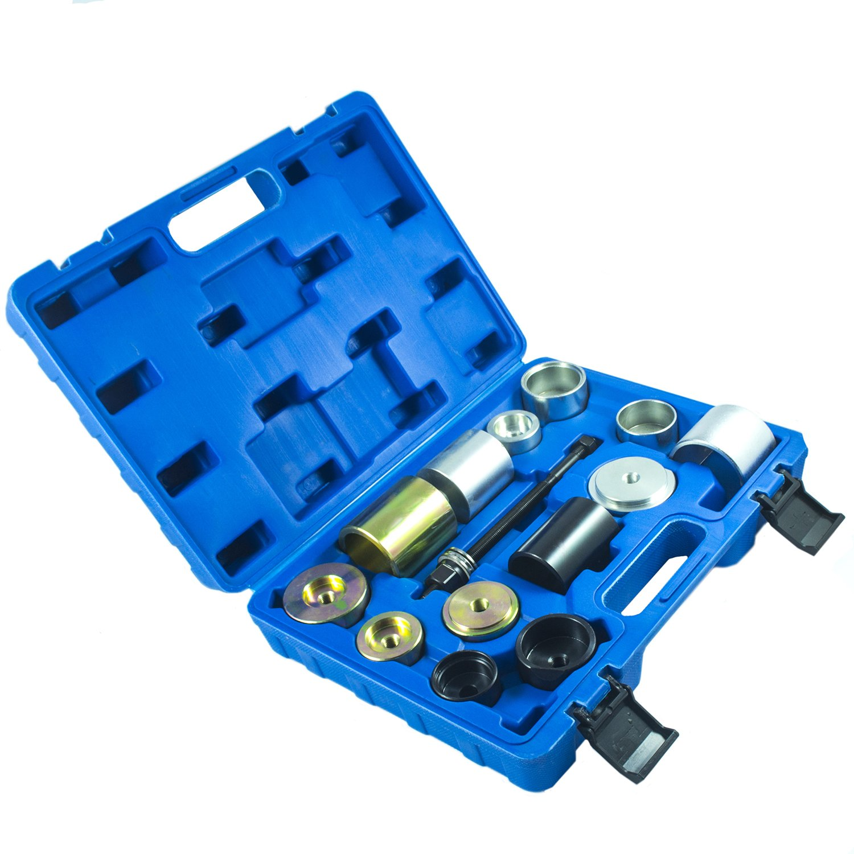 GEPCO Advanced Technology Differential Rear Axle Bush Tools Mount Bushing Kit BMW E38 E39 E60 E61 E31