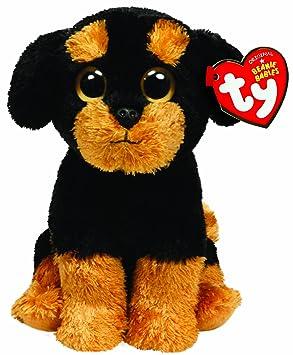 Ty 40803 Peluche - Beanie Babies - Rottweiler Brutus