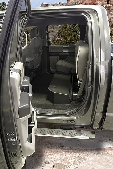 Astounding Tuffy 316 01 Full Width Under Rear Seat Lockbox For Ford F150 Crew Cab 2015 Evergreenethics Interior Chair Design Evergreenethicsorg