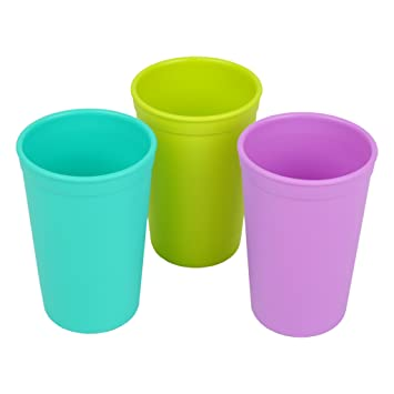 amazon com re play made in the usa 3pk drinking cups for baby and