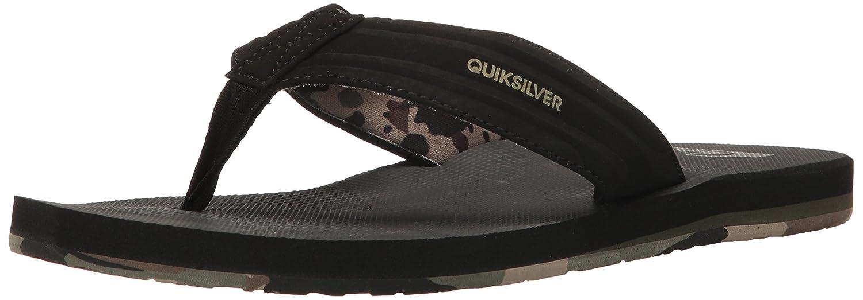 Quiksilver Men's Island Oasis Sandal Quiksilver Footwear ISLAND OASIS-M