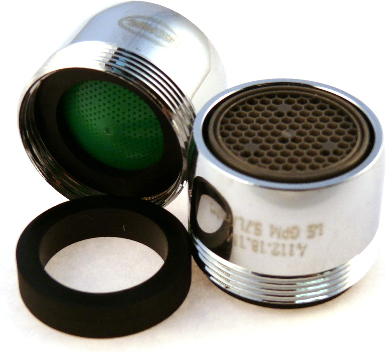 Water-Efficient 1.5 GPM Aerator