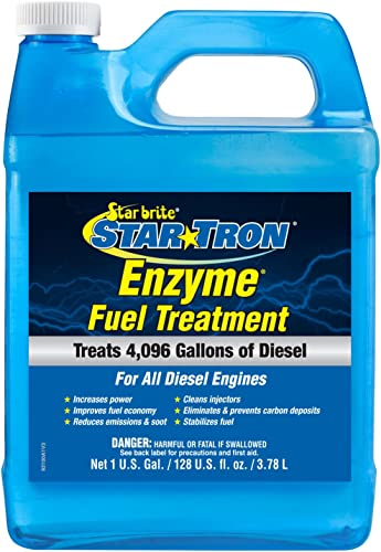 Star Brite 093100N Concentrated Diesel Formula 931 Tron Enzyme Fuel Treatment