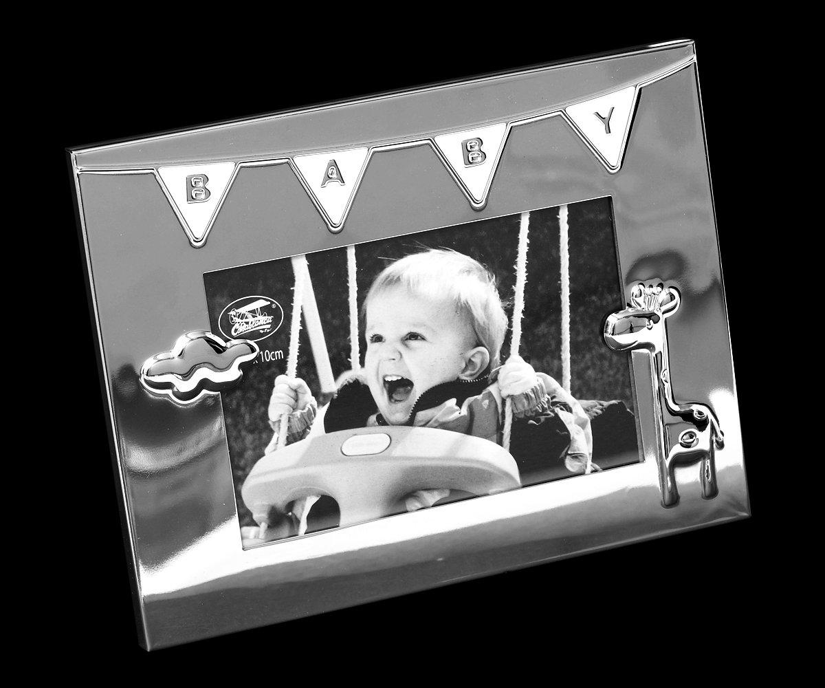 Brillibrum Bilderrahmen Baby Fotorahmen Gravur Taufgeschenk Geschenk ...