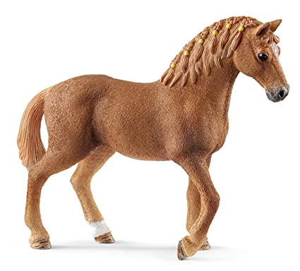 Figure Schleich Horse Club English Thoroughbred Stallion Horse