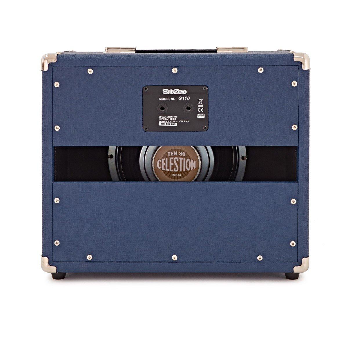 SubZero G110 1 x 10 Cabinet con Diffusore Celestion
