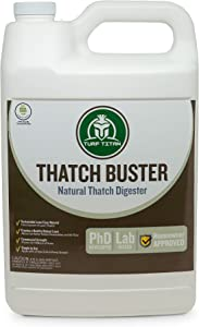Thatch Buster by Turf Titan - Liquid Aerating Soil Loosener 32oz
