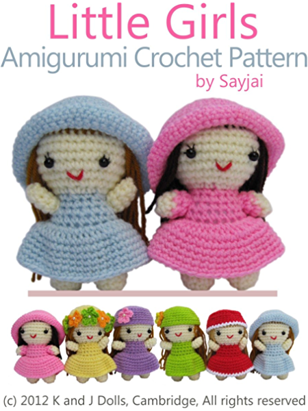 Free Crochet Patterns and Designs by LisaAuch: Free Crochet ... | 600x450