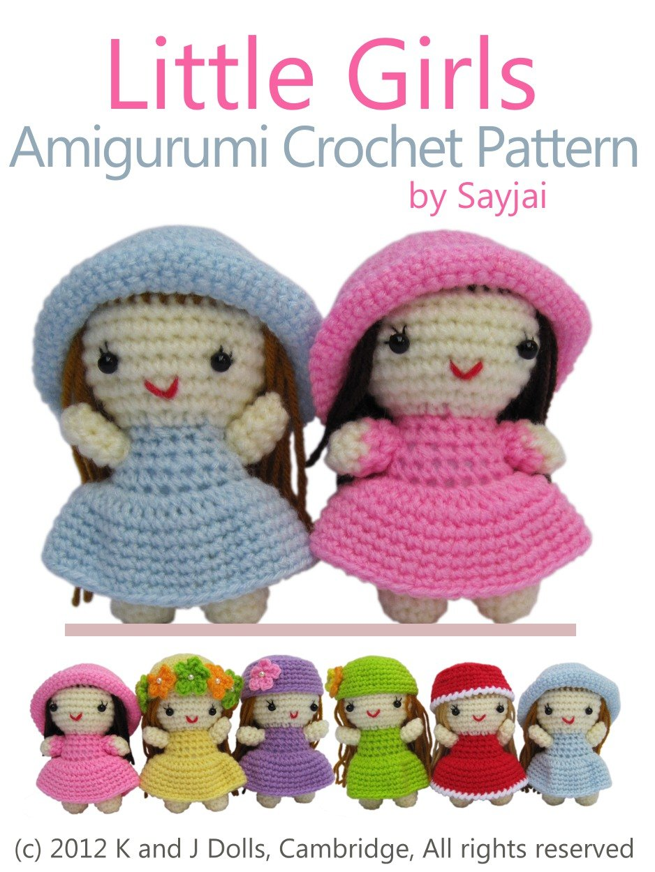 Crochet Doll Pattern New Ideas