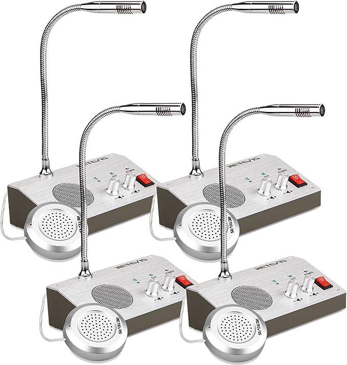 Rittenhouse Radio-Intercom System M7300