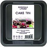 Everyday Baking Cake Tin, tinplate, Black, 22.5 x 22.5 x 5cm