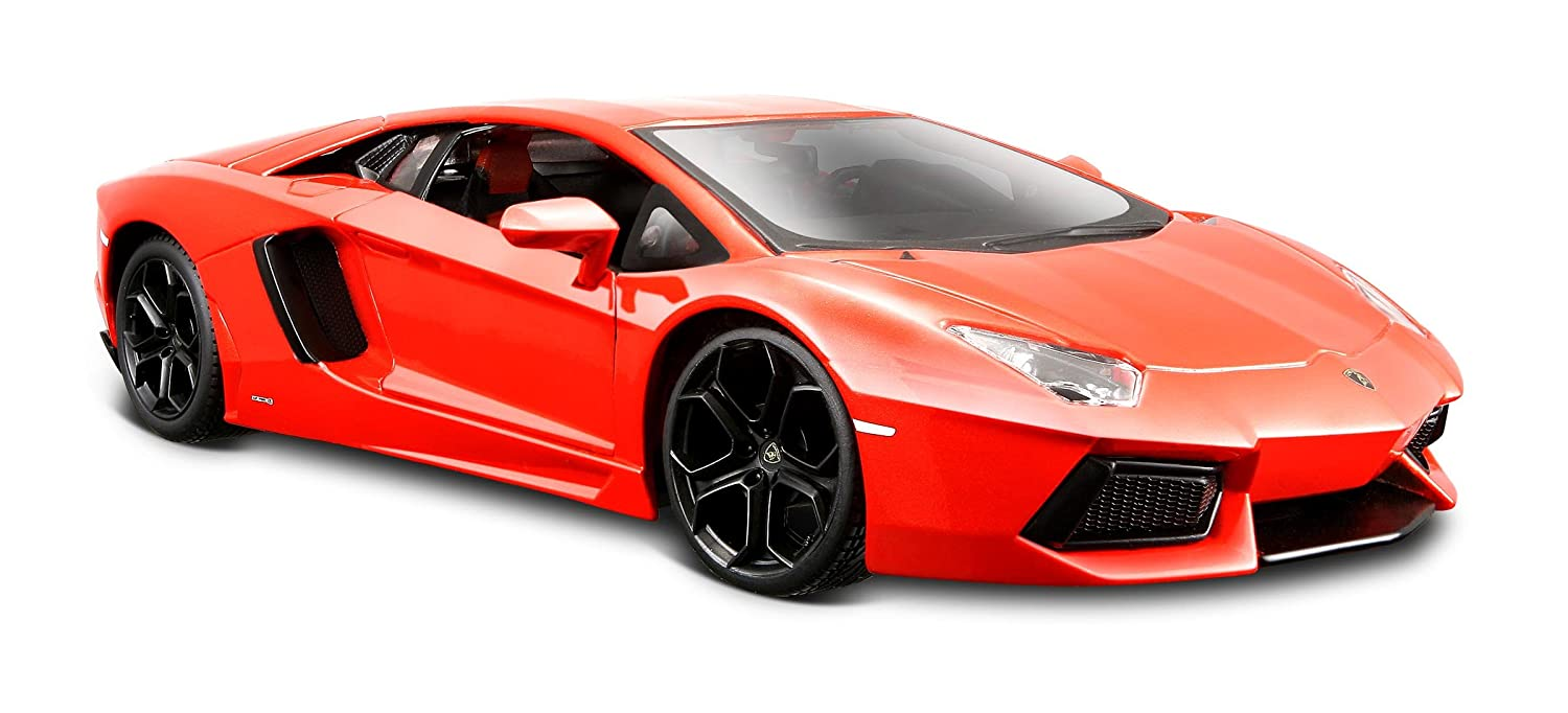 Amazon.com: Maisto 1:24 Scale Lamborghini Aventador LP 700 4 Diecast Vehicle  (Colors May Vary): Toys U0026 Games