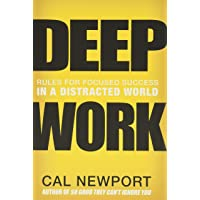 Image for Deep Work (Rules for Focused Success in a Distracted World)