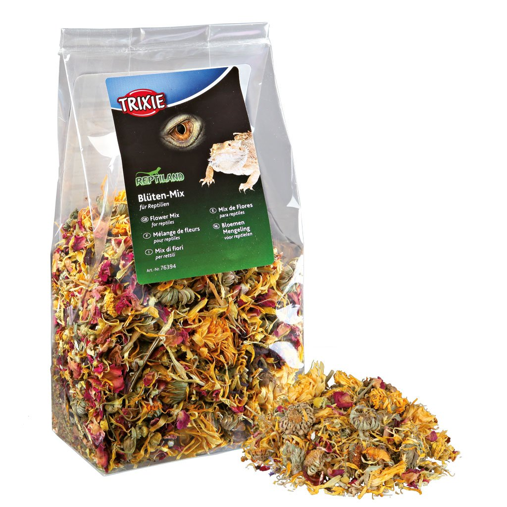 Natural Flower Mix for reptiles, 75 g Trixie 4011905763941
