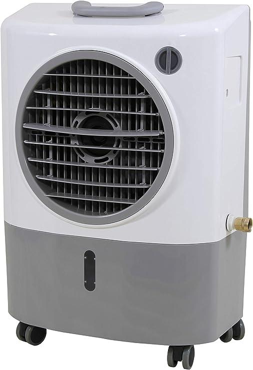 Amazon Com Hessaire Mc18m 1 300 Cfm Evaporative Air Cooler Home Kitchen