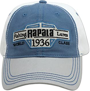 3eedd4841 Amazon.com: Rapala Flex Fit Cap Heathered Grey/Black Mesh Left Logo ...