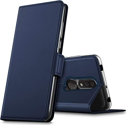 GEEMAI Diseño para Nokia 4.2 Funda, Protectora PU Funda Multi ...