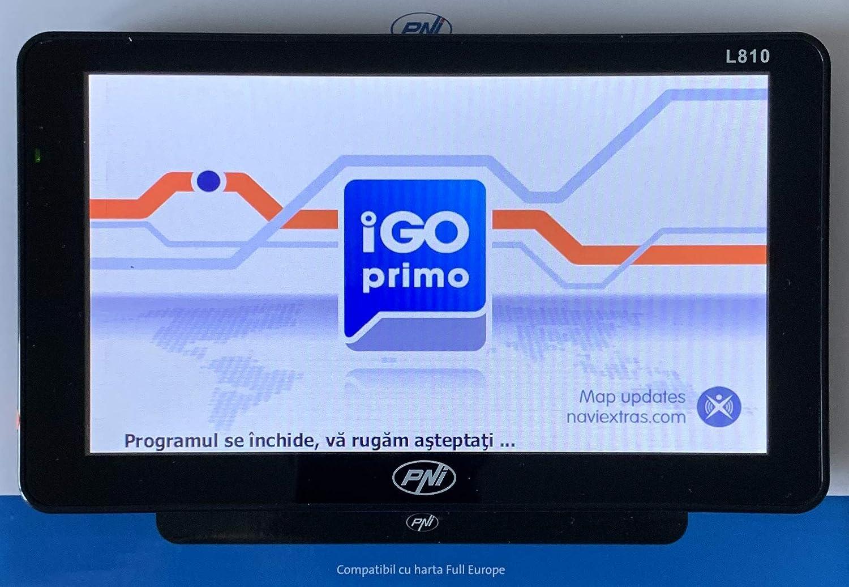 iGO Primo Full Europe 2018 PKW+LKW Truck PNI GPS Navigation System L810 7 Inch