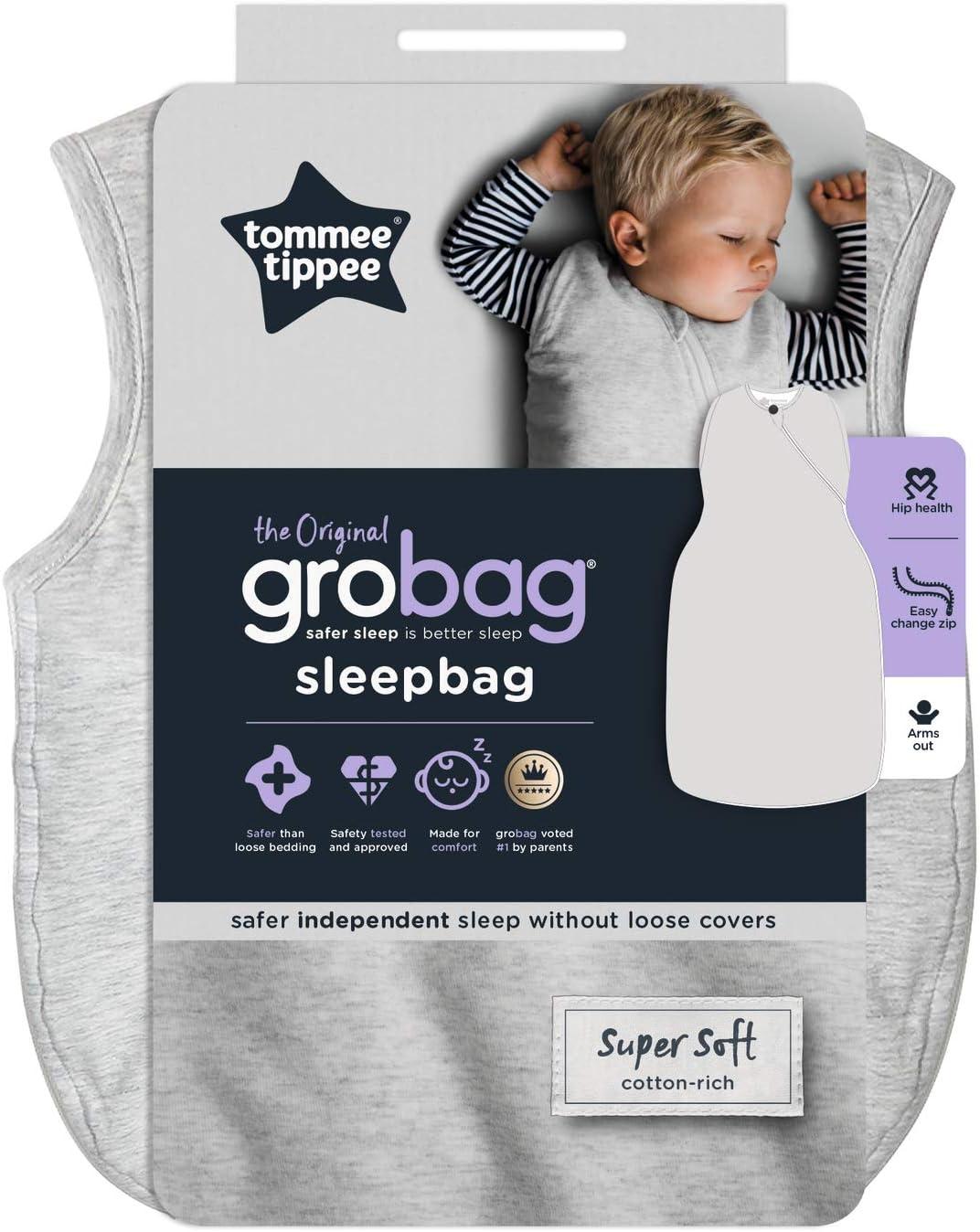 Dormir para beb/é 16-36 m Tommee Tippee Grobag reci/én nacido Talla:0.2 Tog