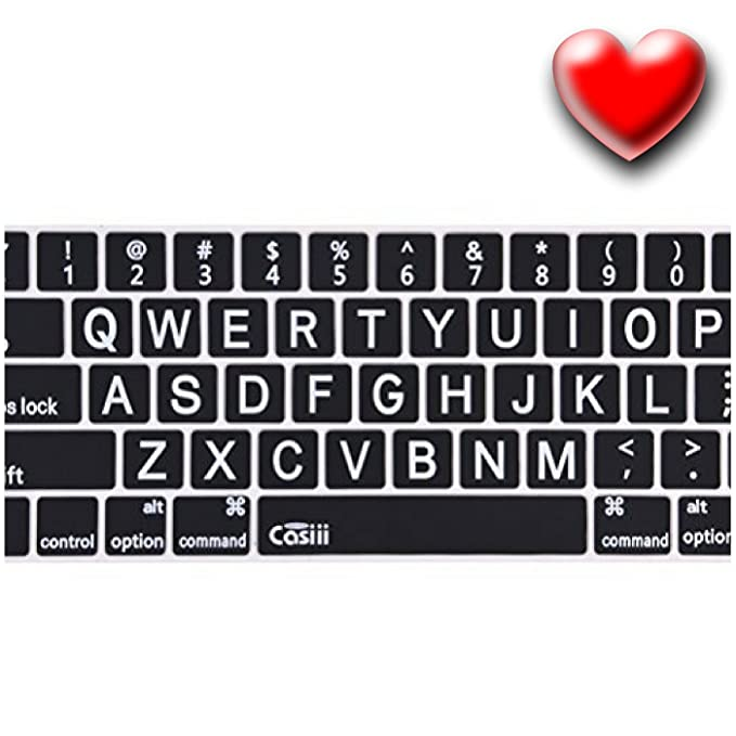 Amazon Keyboard Cover For Macbook Pro Air And Imac 13 13 15