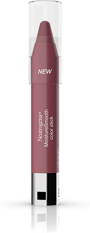 Neutrogena Moisturesmooth Color Lipstick - Best moisturizing lipstick