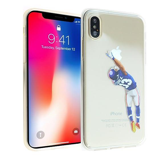 iphone xs case football
