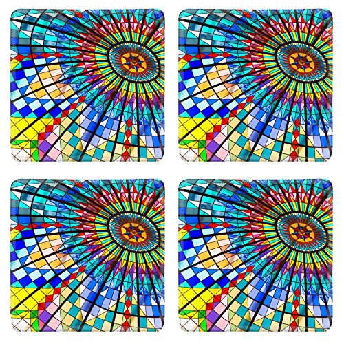 luxlady-natural-rubber-square-coasters-image-id-26076726-colorful-stained-glass-ceiling-in-a-shoppin