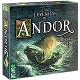 Devir - Andor - Viaje al norte, juego de mesa (222296)