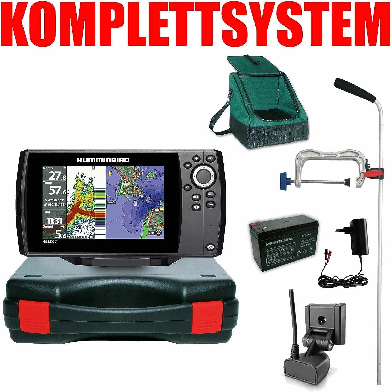 Humminbird Echolot GPS portátil profesional para plotter Edition ...