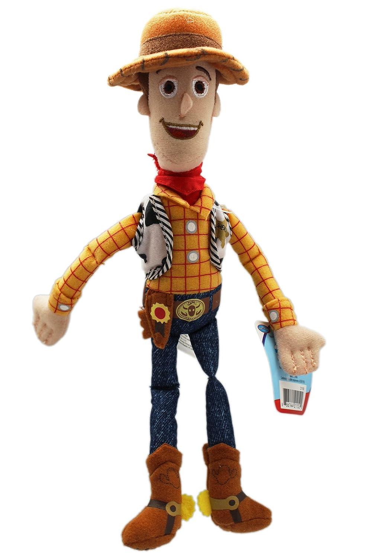 Disney Pixar's Toy Story Woody Stuffed Doll Toy (10in) B0765K9C5H