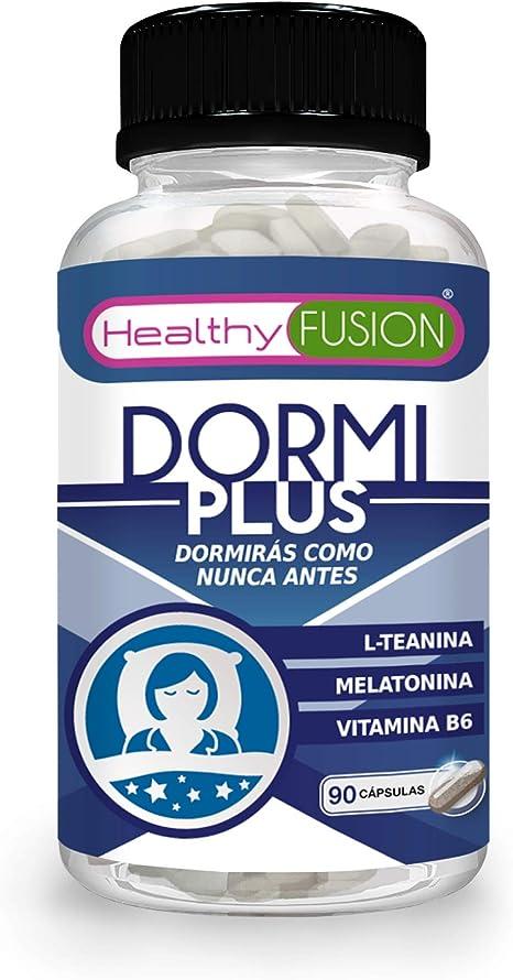 Melatonina 100% Pura + L-Teanina + Vitamina B6 de alta solubilidad ...
