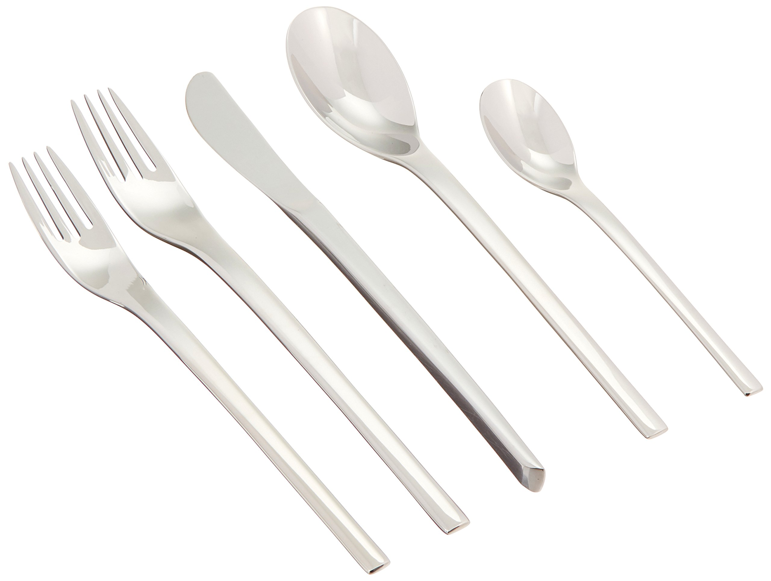 WMF Nordic 30 pc Stainless Steel Flatware Set, Service for 6