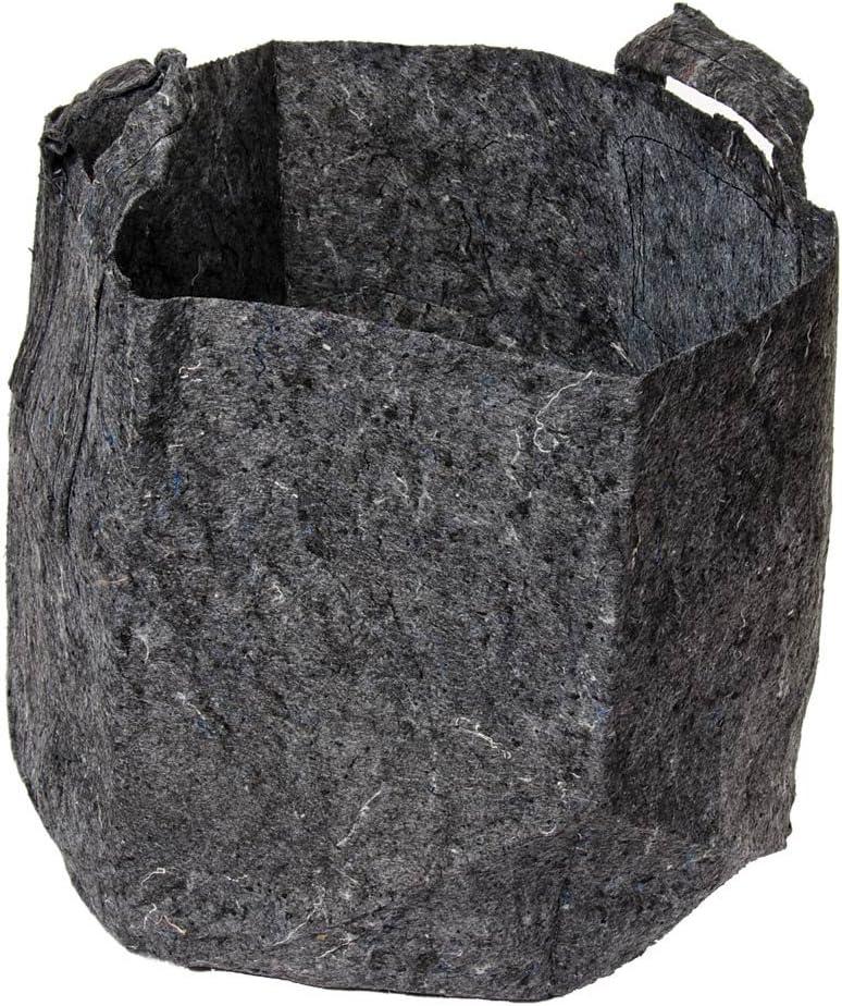 Root Pouch Degradable Pot Bundle of 10, 10 Gallon – 3 – 4 Year