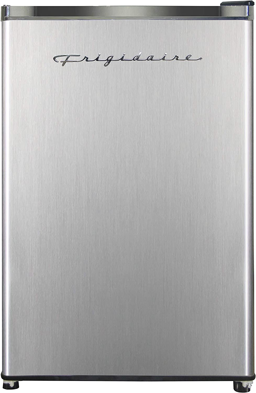 Frigidaire EFR492, 4.6 cu ft Refrigerator, Stainless Steel Door, Platinum Series
