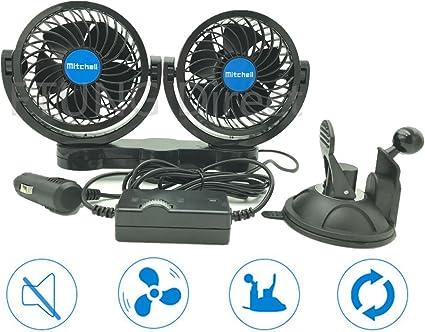 Ventiladores para vehículos, de FTUNG, 12 V, ventilador para coche ...