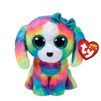 Amazon.com  Ty Claire s Beanies Girl s Beanie Boo Small Lola The Dog ... 0a6165b9285