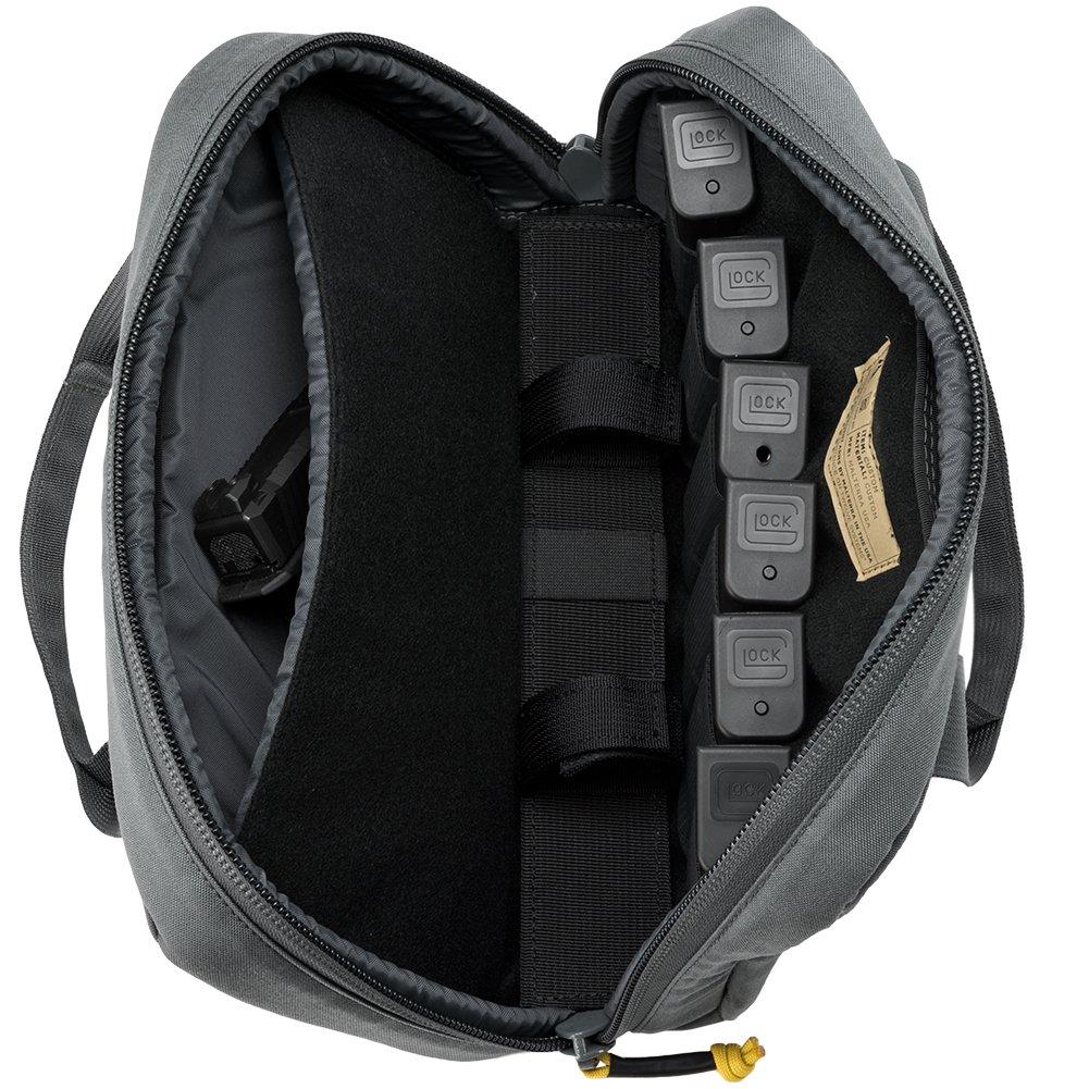 Evike Salient Arms International x Malterra Tactical Pistol Bag - Grey - (60929) by Evike (Image #5)