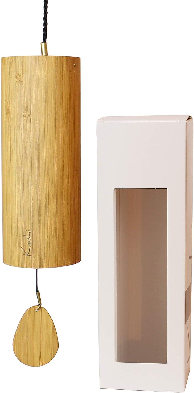Carillon de Koshi Aria Tube de Air dans Info Coffret cadeau