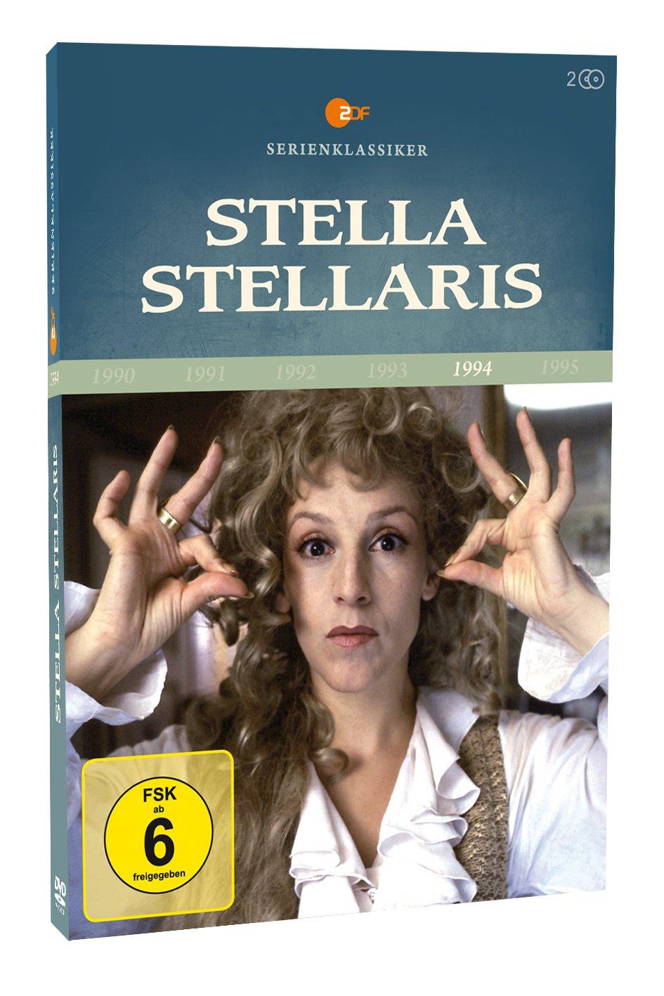 Stella Stellaris Nude Photos 3