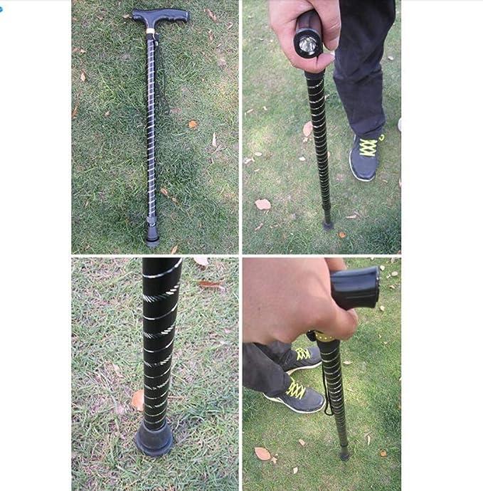 Amazon.com: Muletas: bastón de caminar, bastón de ajuste ...