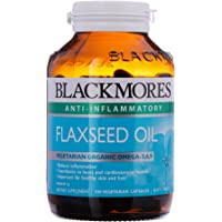 Blackmores Flaxseed Oil 1000mg (100 Capsules)