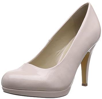 Another Pair of Shoes PamelaaE2 - Zapatos de tacón, color Negro, talla 36 EU