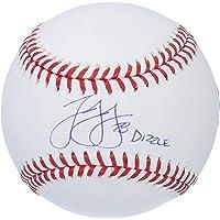 """$103 » J.D. Davis New York Mets Autographed Baseball with""""Dizzle"""" Inscription - Fanatics Authentic Certified"""