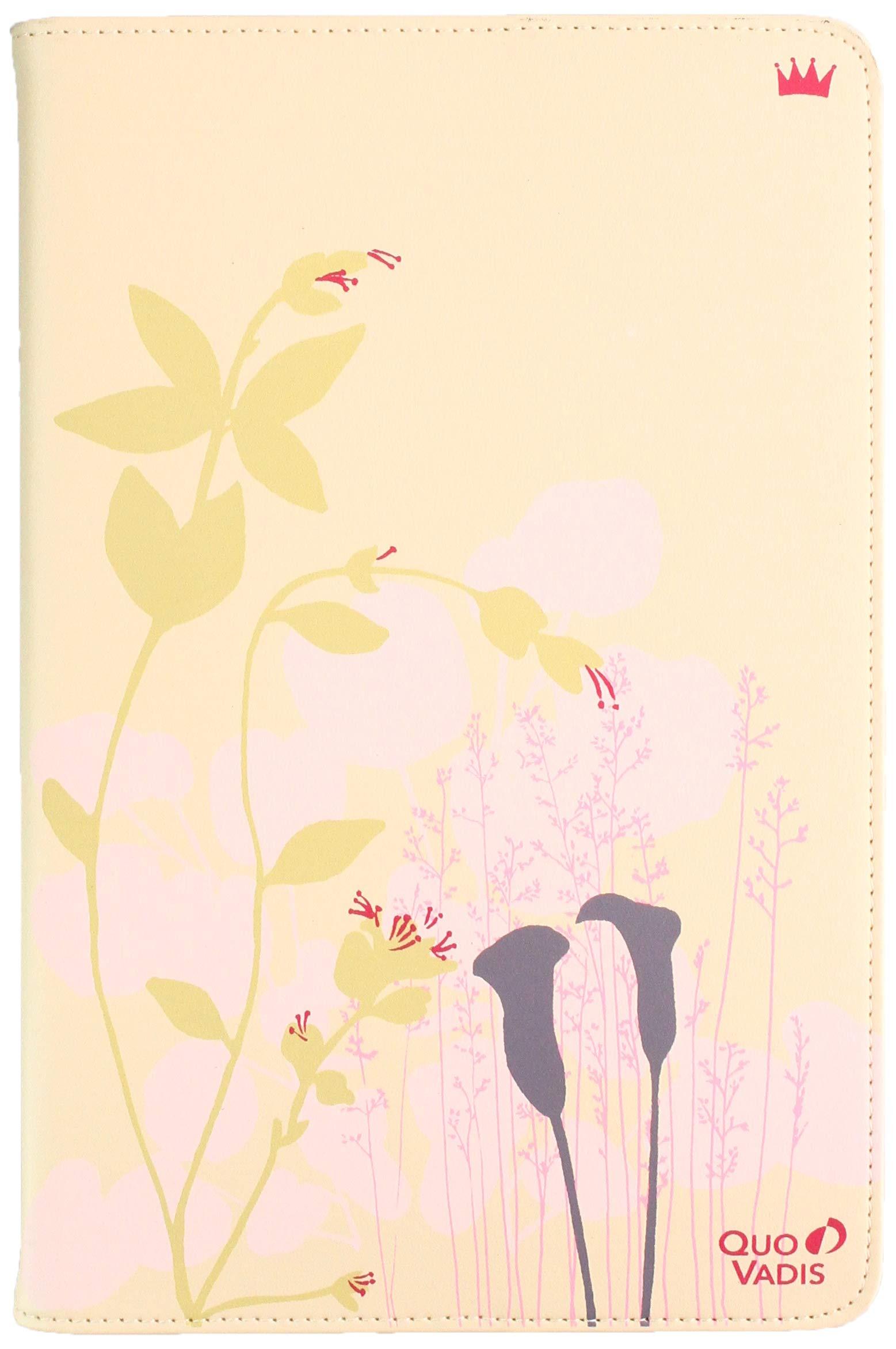 Quo Vadis Robert Le Heros Academic Diary 16 x 24 cm Powder Pink Year 2020 by QUO VADIS