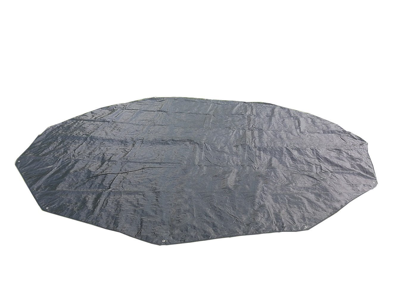 DANCHEL Tent Footprint Mat Tarps for Bell Tent, Color Black (6M=20ft) by DANCHEL